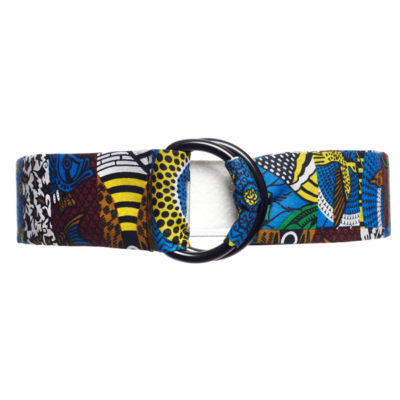 BAAY FALL WAX PRINT INDIANA BELT