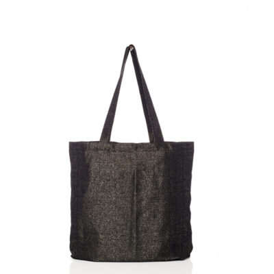 ALLDAY GOLD FLAME TOTE BAG
