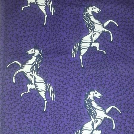 Wax cheval violet