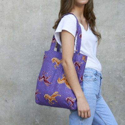 SAC ALLDAY JUMPING WAX VIOLET, ORANGE & ROUGE