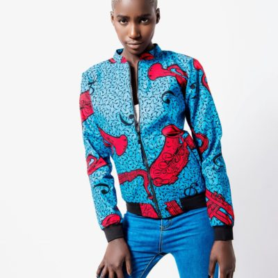 BEAR JACKET AFRICANDO